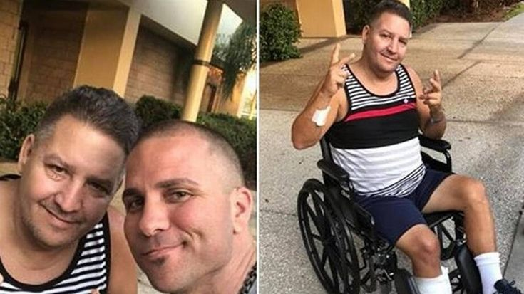 Lo curan con vinagre en Cuba y regresa con la pierna amputada -  Jorge Rodríguez, cubano residente en Tampa, Florida, fue amenazado tras denunciar que a su padre le amputaron un pie y parte de la pierna en un hospital de Cuba por supuesta negligencia médica. Rodríguez publicó la semana pasada un video en Facebook en el que contó cómo su padre sufrió 41 días e... - https://notiespartano.com/2018/02/23/le-curan-herida-vinagre-cuba-regresa-la-pierna-amputada/