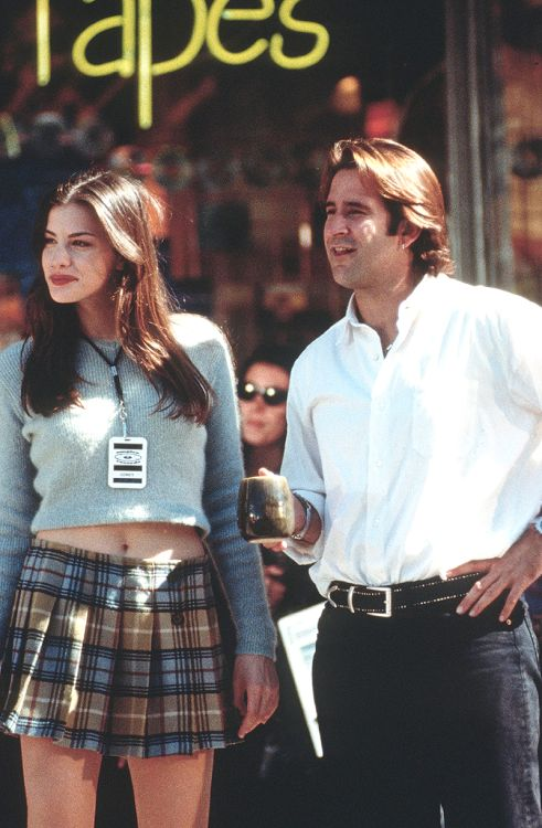 Liv Tyler in Empire Records