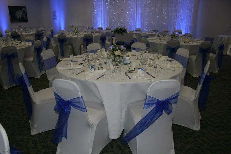 Modern Wedding Venue in Kent. Our recent beautiful blue wedding :)