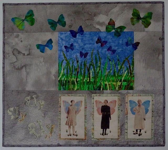 Art quilt / Iina Alho