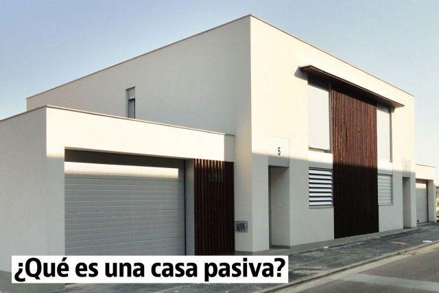 Las 25 mejores ideas sobre casa pasiva en pinterest for Casa minimalista definicion