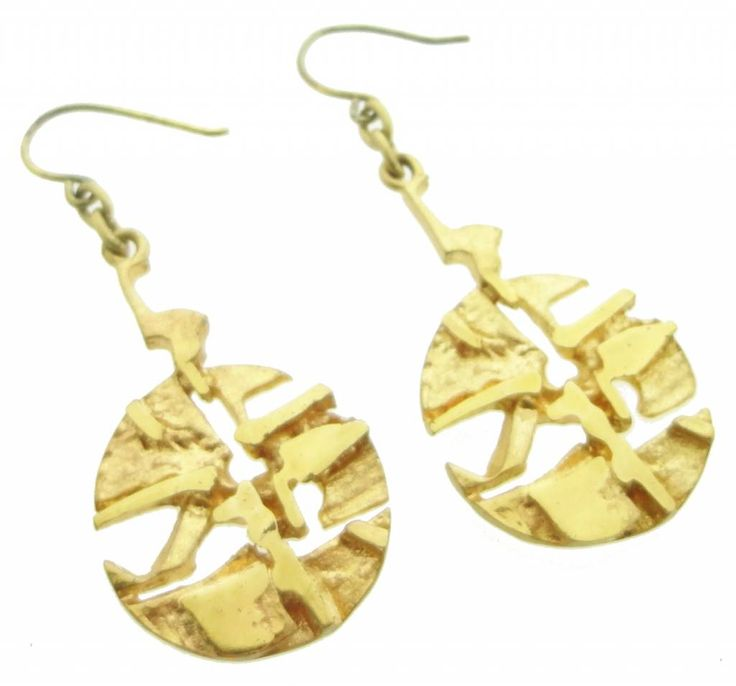 Jorma Laine earrings # 2203