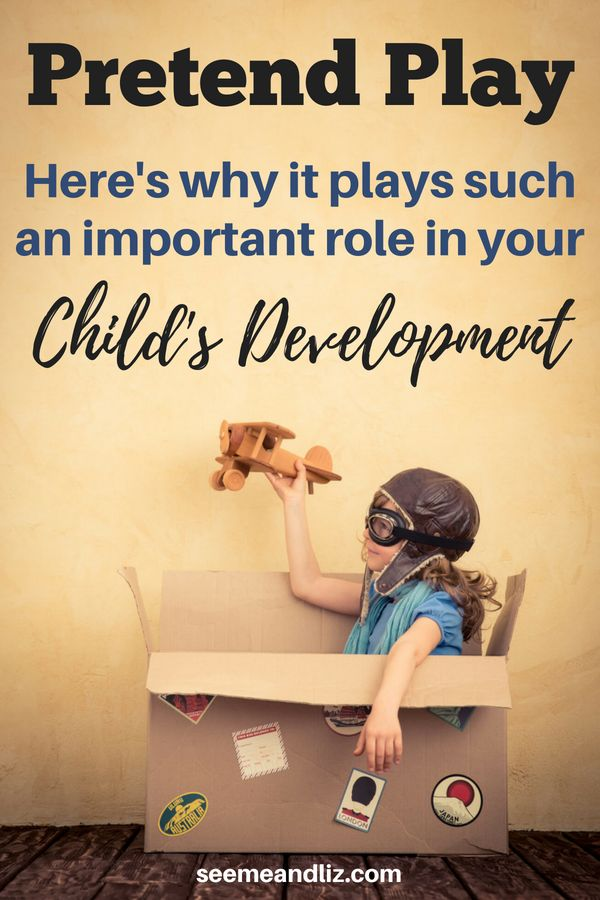 Importance of Pretend Play