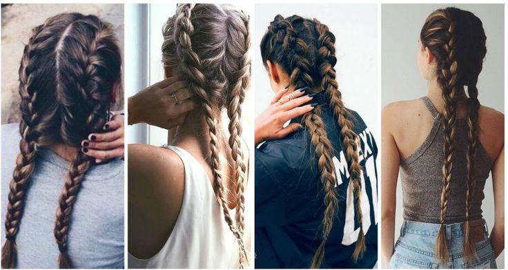 12 peinados que debes intentar si amas tener el cabello largo