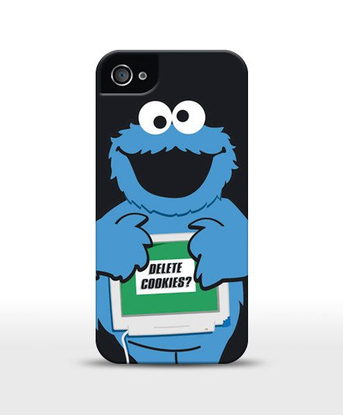 Cookie Monster iphone case samsung galaxy case cute by store365