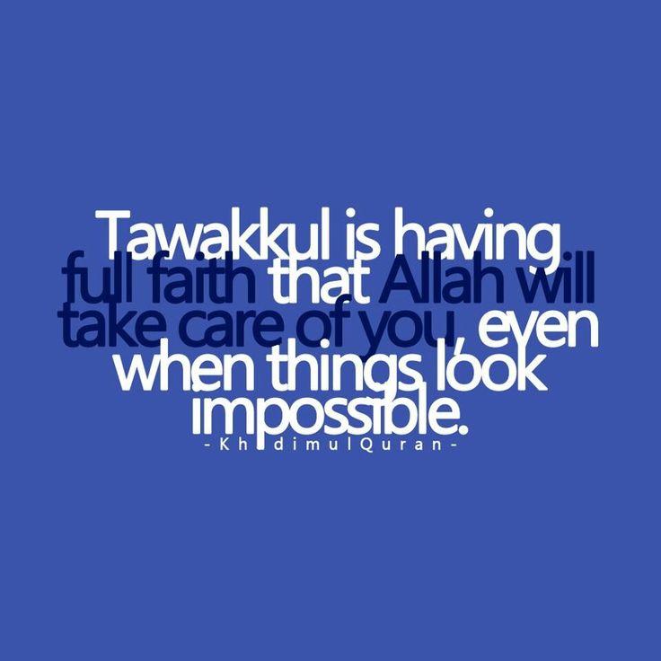 Tawakkul