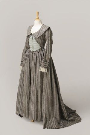 COSPROP - 1780s costume for film