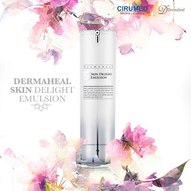 ¿Sabes cuál es el beneficio de nuestra emulsión facial Despigmentante Dermaheal?  A) Hidrata la piel seca B) Trata y elimina las manchas de tu piel C) Mantiene el equilibrio de grasitud   Encuentra la respuesta aquí: http://bit.ly/1Kh17zZ