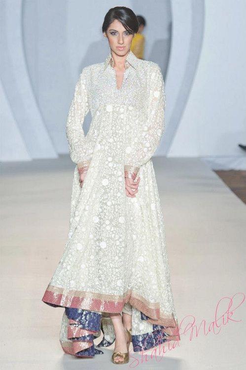 Fashion: Rizwan Ahmed's Collection at Pakistan Fashion Week London 2012