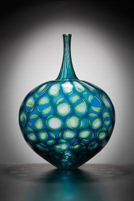 Verdigris Vie: The Art of Glass