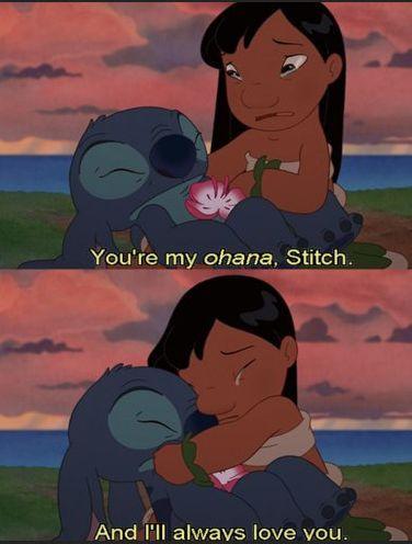 Disney Lilo and Stitch - Tears. Lots of tears.<<< So many tears