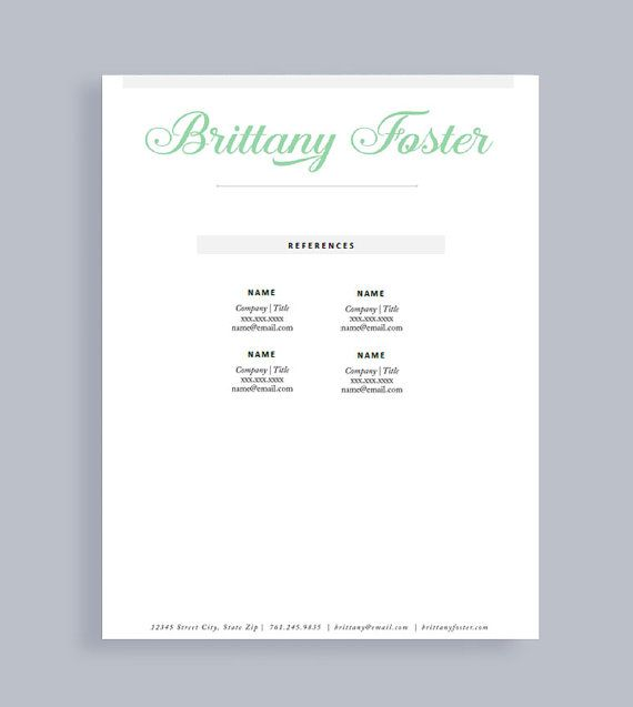 44 best Resume Templates images on Pinterest Cover letters - resume header template