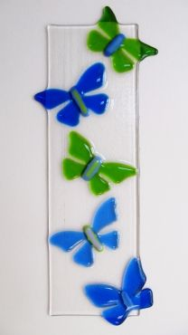 'flutter by' glass project