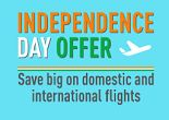 Up to Rs.600 OFF on Domestic Flights | Up to Rs.3000 OFF on International Flights | FreeKaaMaal.com