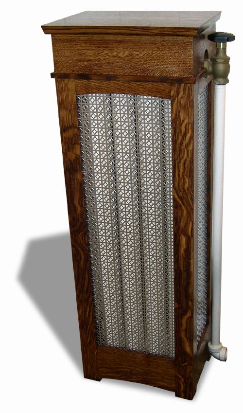 Tall Radiator Cover