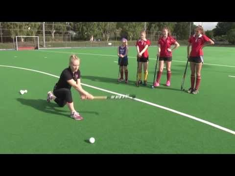 Just Hockey Skill Up - Kandice Olivieri - Tomahawk - YouTube