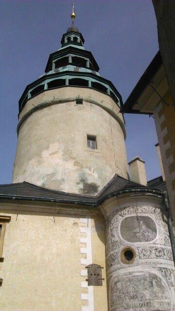 Zámecká věž Frýdlant