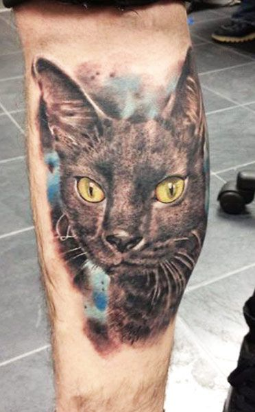 tattoo art animal - photo #11