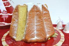 Pandoro sfogliato, scopri la ricetta: http://www.misya.info/2014/12/12/pandoro-sfogliato.htm
