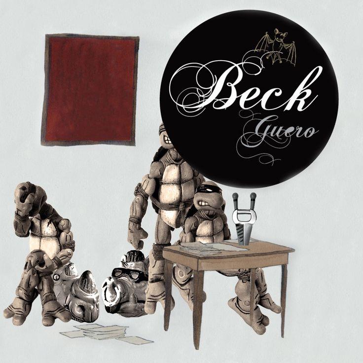 #Beck #Guero #turtleparody #albumparody #albumart #albumcoverart #albumcovers #musicart #musicandart #necaturtles #necatmnt  #turtlepower #tmnt #ninjaturtles