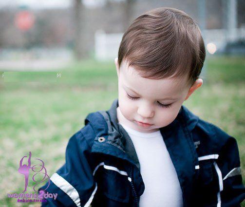 Babies boys haircuts styles 2013