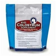 3 PACK GOAT COLOSTRUM, Size: 8 OUNCE (Catalog Category: Livestock Health Care:SUPPLEMENTS SHEEP,GOAT & SWINE) by MANNA PRO-FARM. $36.43. An important part of your newborn kids nutritional regimen. Mix 2 enclosed scoops* of kid colostrum supplement powder into 1 cup of warm water. Bottle-feed to cups of solution every 4 hours for the first 24 hours of life. For pygmy goats, feed about half of this amount every 3 to 4 hours for the first 24.Ingredients: Dried Whey ...
