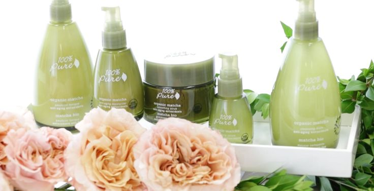 Watch the Full Video: 100% PURE® Introduces 4 New Certified Organic Skin Care Lines.