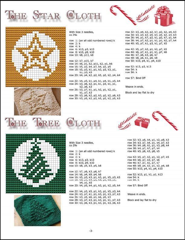 411 mejores imágenes sobre Christmas cross stitch en Pinterest ...