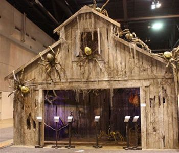 362 Best Haunted House Ideas Images On Pinterest Halloween Prop