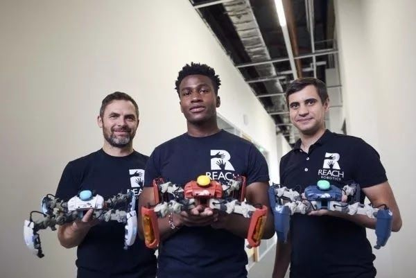 Apple Stores in the United States and United Kingdom have begun the sale of gaming robots MekaMons built by a Nigerian-British Silas Adekunle. Adekunles company Reach Robotics struck the deal with Apple recently. The product with a price tag of $299.95 went on sale from 16 November in the shops and online. The robots can be operated with an iPhone and other smartphones. Reach Robotics an augmented reality gaming company creates robots for both fun and STEM education.  Adekunle is an engineer…