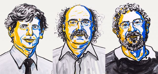 The 2016 Nobel prize in Physics has been awarded to three British-born scientists, John M. Kosterlitz, Duncan Haldane, David J. Thouless for their work on exotic states of matter. The work explains, why some materials have unexpected electrical properties, such as superconductivity.