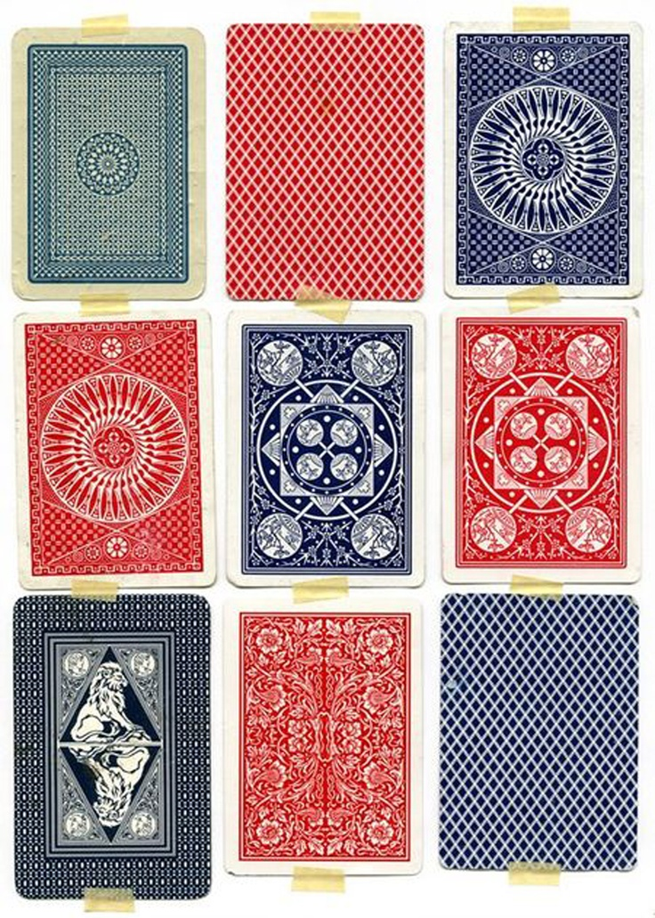10 Best Images About Design // Playing Cards Invite On