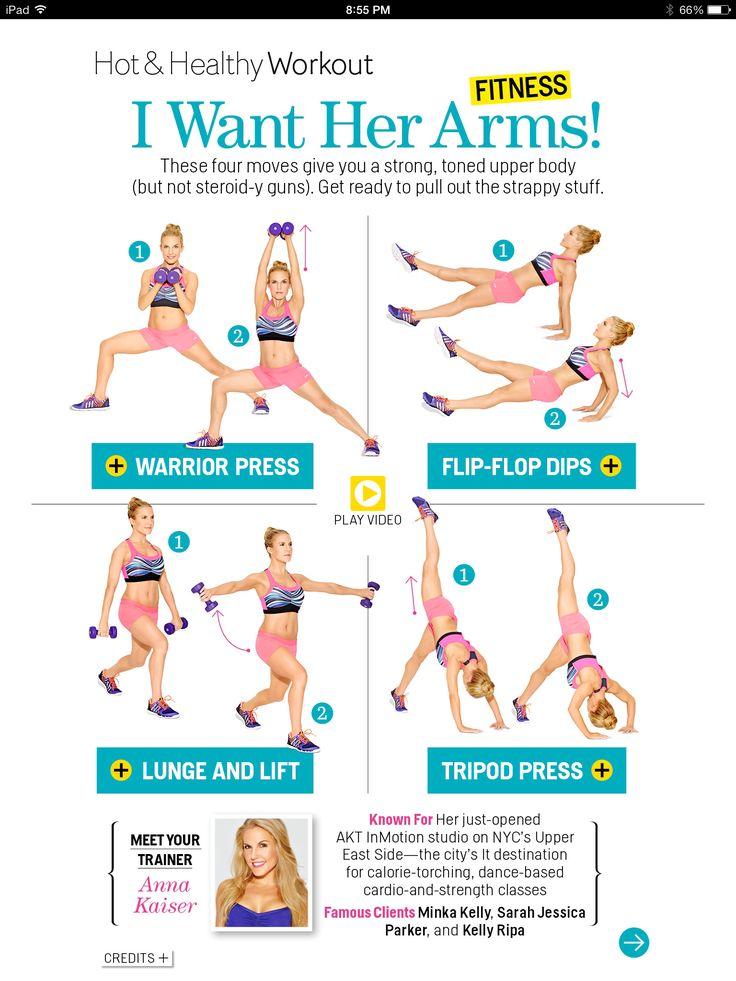 Arms Videos