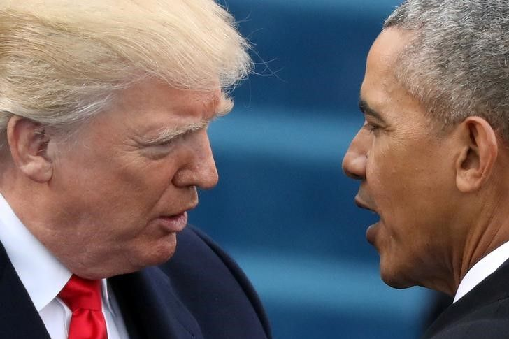 Trump Blames Obama For Russia Election Interference With Self-incriminating Tweet