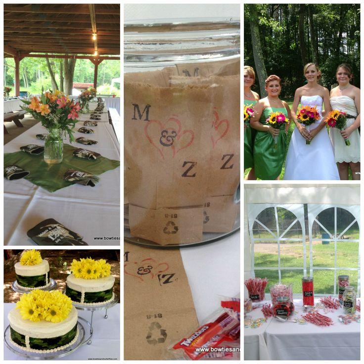 137 best DIY Wedding Catering images on Pinterest Dessert tables