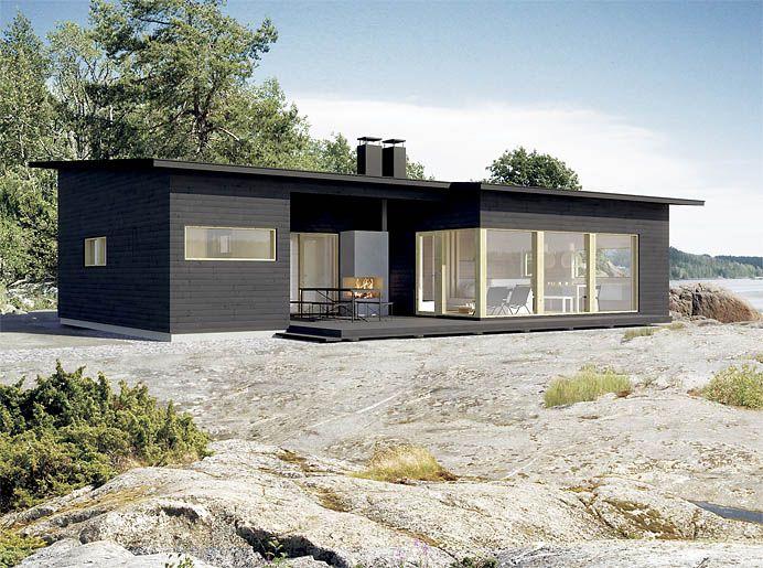 Sunhouse S362. Architect: Kalle Oikari.