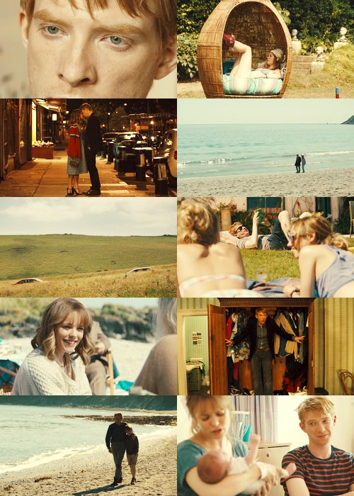About Time - this movie was marvelous. The best I have seen all year :-)