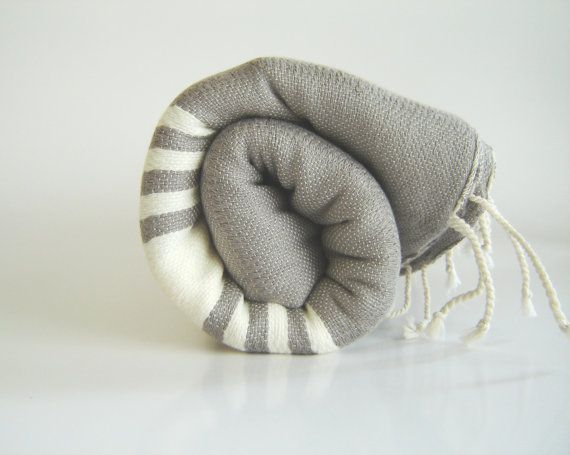 Gift for men Turkish Towel home-garden / by TheAnatolian on Etsy