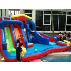 Inflatable Pool Ideas kiddie pool and adult pool for summer parties Best Inflatable Pool Under 25