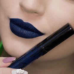 résultat du rouge à lèvres bleu                                                                                                                                                                                 Plus