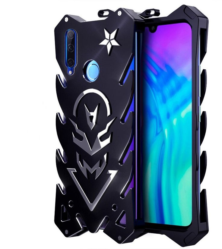 Luxury New Heavy Duty Armor Metal Aluminum Phone Case For Huawei P Smart 2019 Pot Lx3 P Smart Plus 2019 In Half Wrapped Cases From Cellphones Telecommunicatio In 2020 Phone Cases Huawei