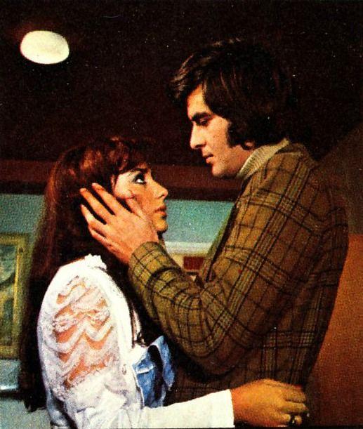 ✿ ❤ Perihan Savaş & Tarık Akan ~ Esir Hayat filminde, 1974