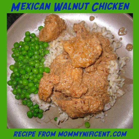 Mexican Walnut Chicken (S)