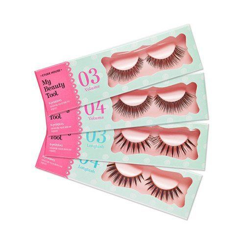 -ETUDE HOUSE- My Beauty Tool Eyelashes