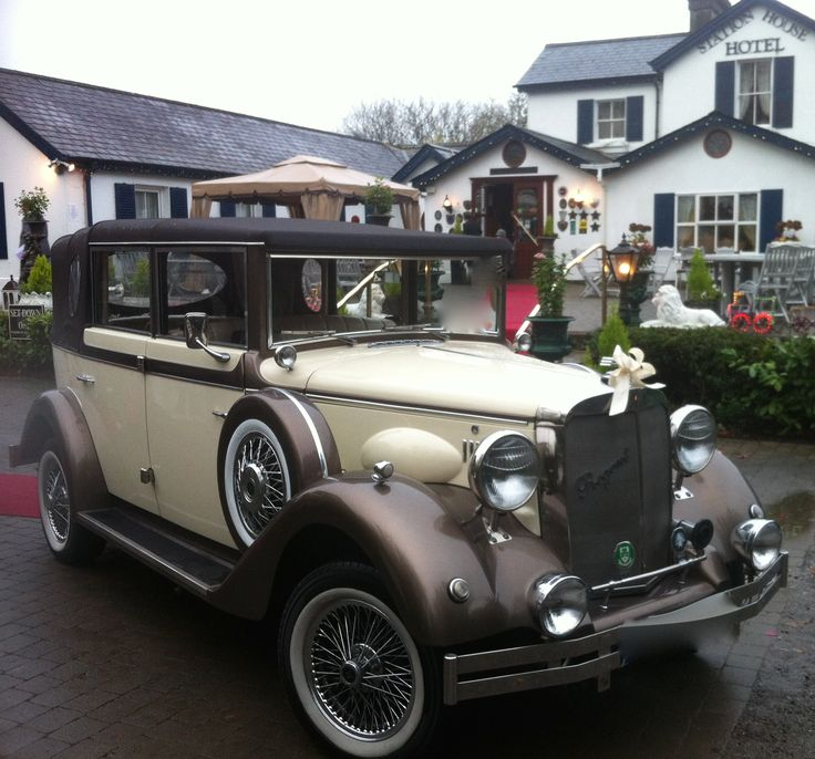 26 best Beauford Wedding Cars Hire Ireland images on Pinterest ...
