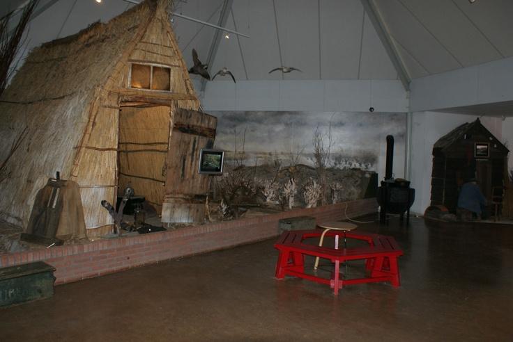 De griendwerkers van weleer leefden in grote armoede. Ook dat wordt tentoongesteld...