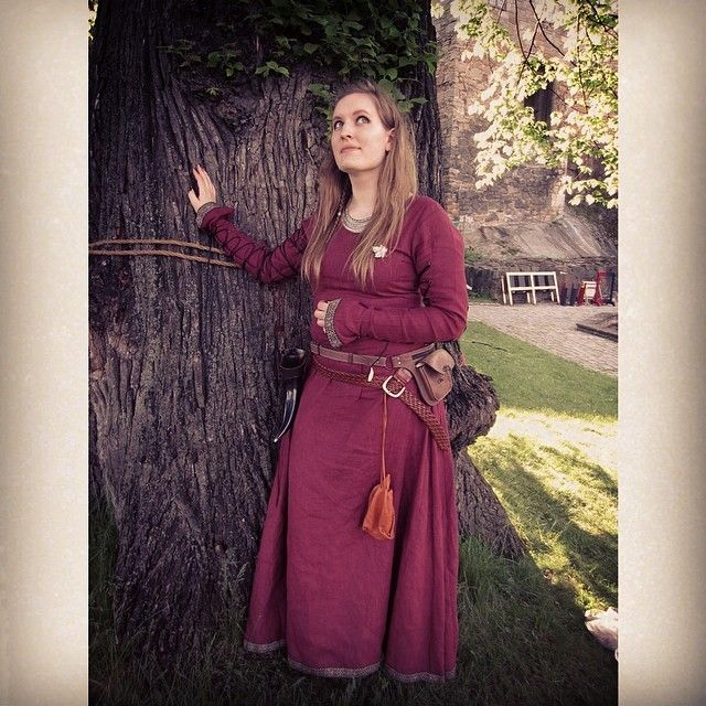 Self at Oslo Medieval marked/festival.  insta: Kristine_ithilien Blog: moonmaiden.blogg.no