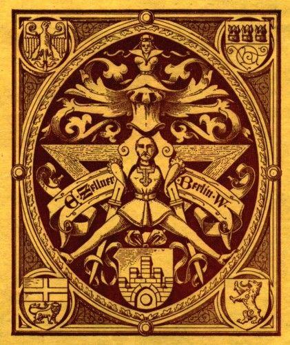 Freemason Ex Libris
