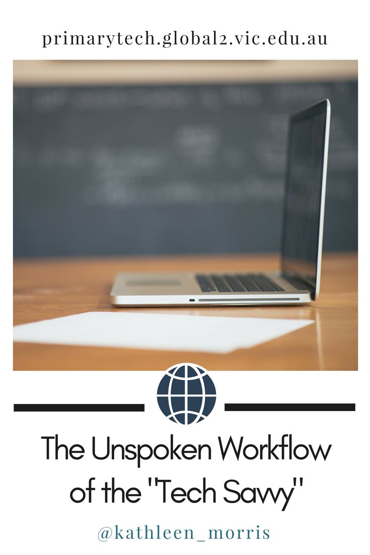 "The Unspoken Workflow of the ""Tech Savvy"" 
