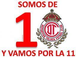 Number 1 por RicardRick - Logo y Escudo - Fotos del Deportivo Toluca FC, La galeria de fotos más extensa de los aficionados del CD Toluca. Comparte tus fotos de los diablos de Toluca